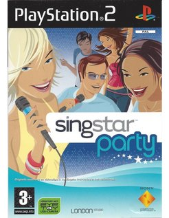 SingStar Party for Playstation 2