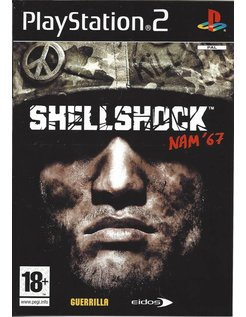 SHELLSHOCK SHELL SHOCK NAM '67 für Playstation 2 PS2