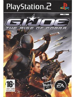 G.I. JOE THE RISE OF COBRA für Playstation 2 PS2