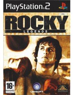 ROCKY LEGENDS für Playstation 2 PS2