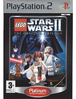 LEGO STAR WARS II (2) THE ORIGINAL TRILOGY für Playstation 2 PS2