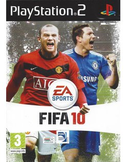 FIFA 10 für Playstation 2 PS2