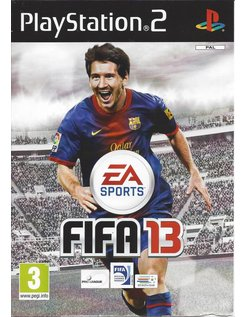 FIFA 13 for Playstation 2 PS2