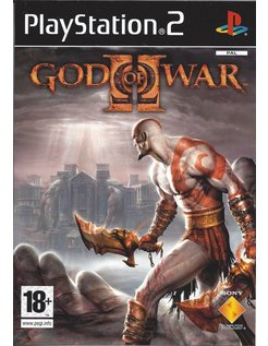 GOD OF WAR II (2) for Playstation 2 PS2