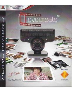 EYECREATE EYE CREATE for Playstation 3 PS3