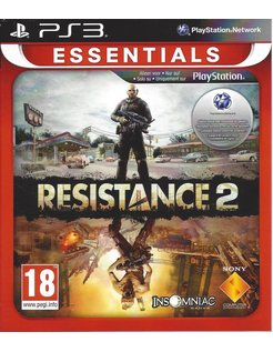 RESISTANCE 2 for Playstation 3 PS3