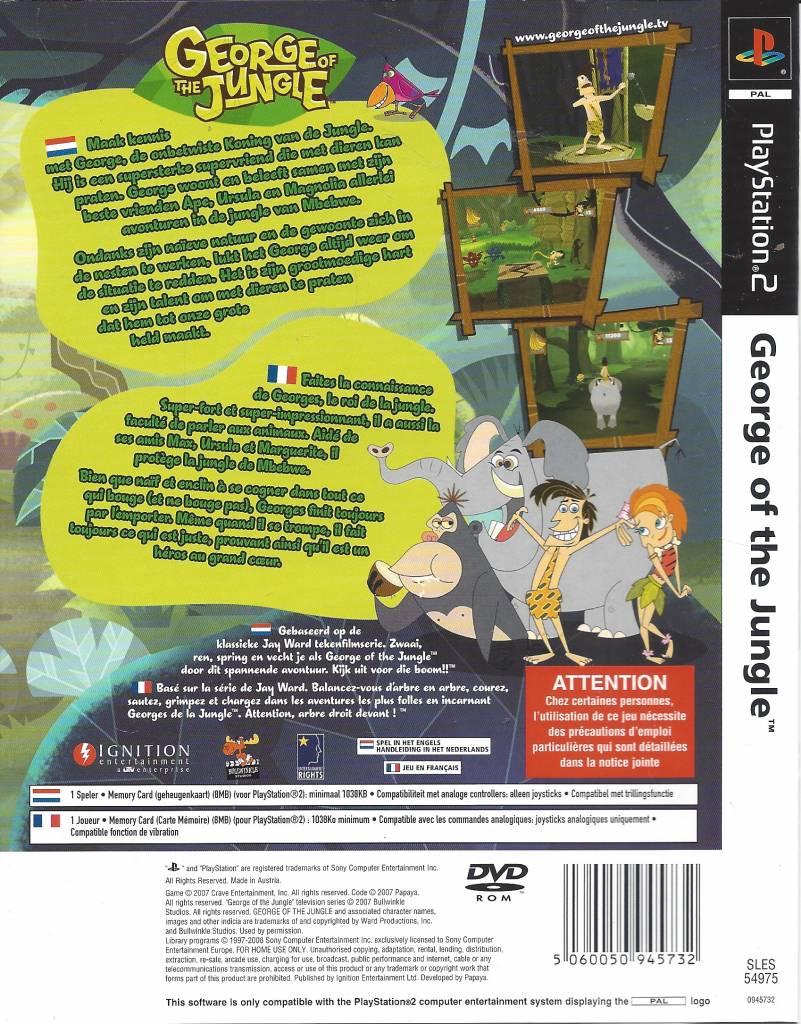 apen spel playstation 2