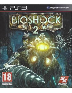 BIOSHOCK 2 voor Playstation 3 PS3