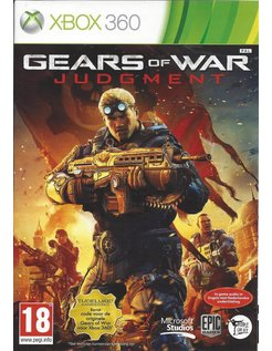 GEARS OF WAR JUDGMENT for Xbox 360
