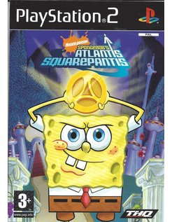 SPONGEBOB'S ATLANTIS SQUAREPANTIS für Playstation 2 PS2