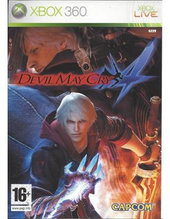 DEVIL MAY CRY 4 for Xbox 360