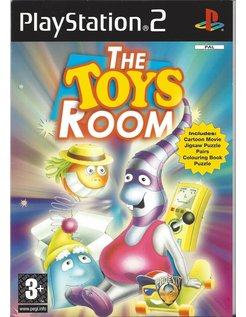 THE TOYS ROOM for Playstation 2 PS2