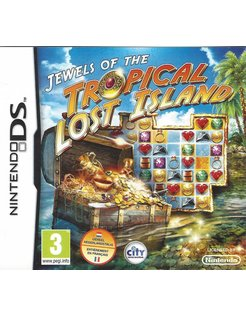 JEWELS OF THE LOST TROPICAL ISLAND for Nintendo DS