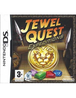JEWEL QUEST EXPEDITIONS for Nintendo DS