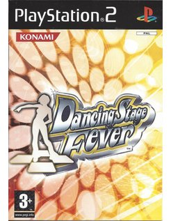 DANCING STAGE FEVER for Playstation 2 PS2