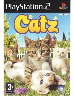 CATZ voor Playstation 2 PS2