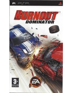 BURNOUT DOMINATOR für PSP