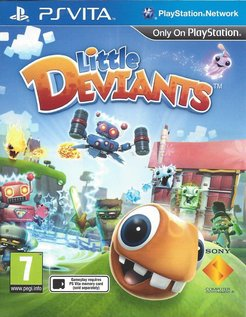 LITTLE DEVIANTS for PS VITA