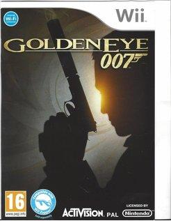 JAMES BOND GOLDENEYE 007 for Nintendo Wii