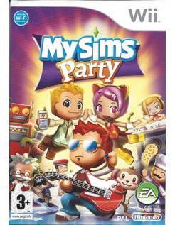 MYSIMS MY SIMS PARTY for Nintendo Wii