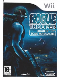 ROGUE TROOPER QUARTZ ZONE MASSACRE für Nintendo Wii