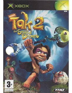 TAK 2 THE STAFF OF DREAMS for Xbox
