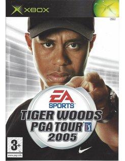 TIGER WOODS PGA TOUR 2005 for Xbox
