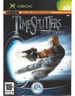 TIMESPLITTERS TIME SPLITTERS FUTURE PERFECT for Xbox