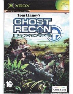 GHOST RECON ISLAND THUNDER für Xbox