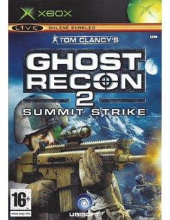 GHOST RECON 2 SUMMIT STRIKE für Xbox