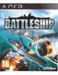 BATTLESHIP for Playstation 3 PS3