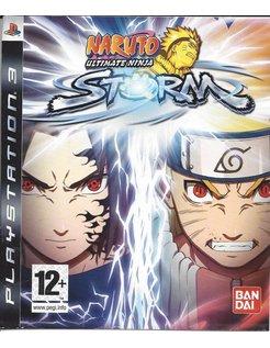 NARUTO ULTIMATE NINJA STORM voor Playstation 3 PS3