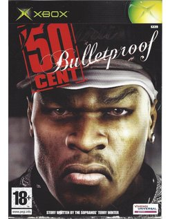 50 CENT BULLETPROOF for Xbox