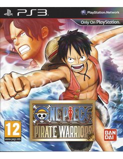 ONE PIECE PIRATE WARRIORS voor Playstation 3 PS3