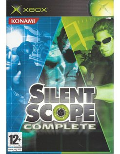 SILENT SCOPE COMPLETE for Xbox