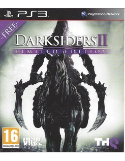 DARKSIDERS II (2) for Playstation 3 PS3