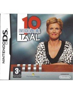 10 VOOR TAAL for Nintendo DS