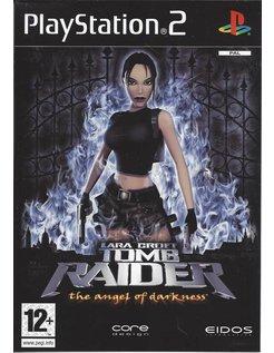 LARA CROFT TOMB RAIDER - ANGEL OF DARKNESS for Playsyation 2 PS2