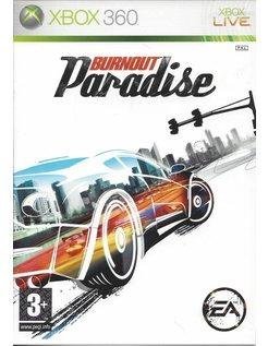 BURNOUT PARADISE for Xbox 360