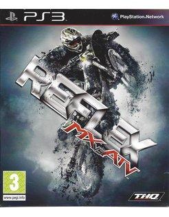 MX VS ATV REFLEX for Playstation 3 PS3