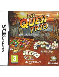 THE QUEST TRIO for Nintendo DS