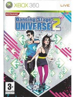 DANCING STAGE UNIVERSE 2 für Xbox 360