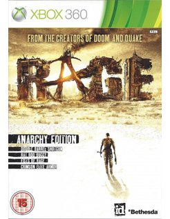 RAGE ANARCHY EDITION for Xbox 360