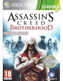 ASSASSIN'S CREED BROTHERHOOD voor Xbox 360