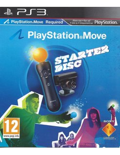 PLAYSTATION MOVE STARTER DISC for Playstation 3 PS3