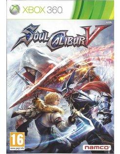 SOUL CALIBUR V (5) SOULCALIBUR V for Xbox 360