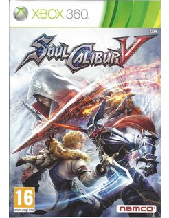 SOUL CALIBUR V (5) SOULCALIBUR V voor Xbox 360