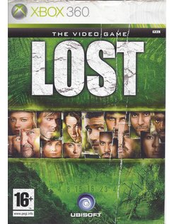 LOST THE VIDEO GAME for Xbox 360