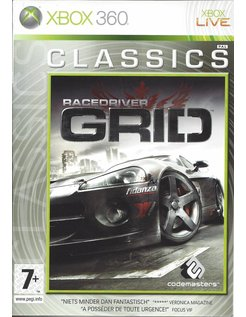 RACE DRIVER GRID for Xbox 360