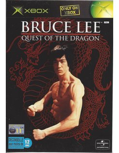 BRUCE LEE QUEST OF THE DRAGON for Xbox